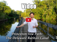 Explore Princeton's Tow Path: The Delaware and Raritan Canal