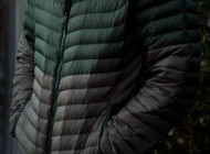 Columbia Powerfly Down Jacket: Business on the Outside, Party on the Inside